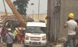 杭州余杭民房坍塌事故追踪:1重伤者死亡1人仍被埋