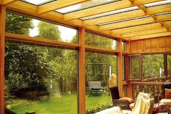 钢结构阳光房设计效果图高清图片