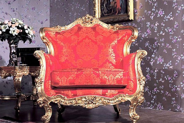 单人沙发 设计感舒适度一个都不落