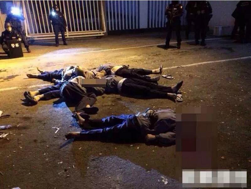 据媒体报道,劫持是由台湾黑帮