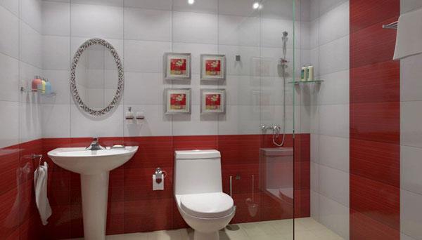 卫生间装修效果图-家居百科 淋浴房的选择