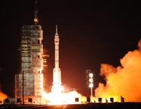 1999年我国载人航天工程首次飞行成功