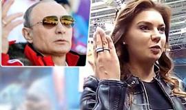 普京承认新恋情 女友疑为体操冠军
