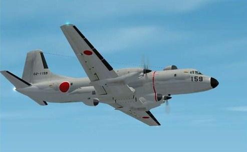 日本向英国兜售反潜巡逻机